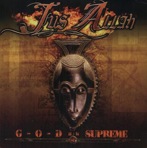 G-O-D /  Supreme