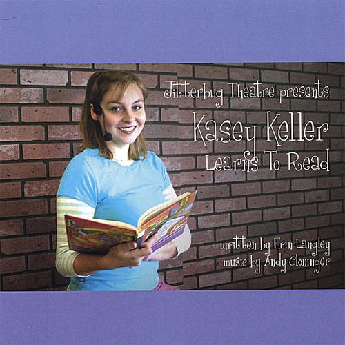 Kasey Keller Learns to Read!
