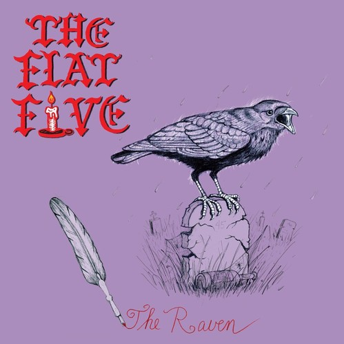 Flat Five - Raven [Limited Edition] (Org)