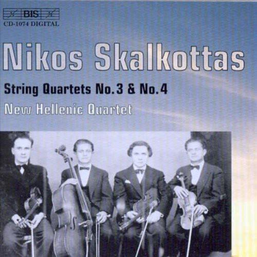 String Quartets 3 & 4
