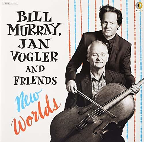 Bill Murray - New Worlds [2LP]