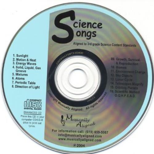 Science Songs 3