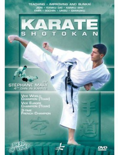 Karate Shotokan by Stephane Mari
