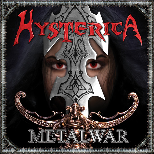 Hysterica - Metalwar [Remastered]