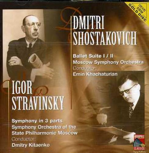 Shostakovich: Ballet Suites Nos 1 & 2