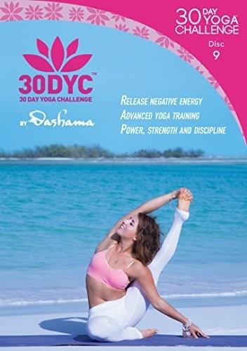 30dyc: 30 Day Yoga Challenge With Dashama Disc 9