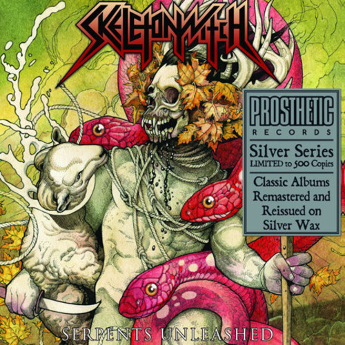 Skeletonwitch - Serpents Unleashed [Limited Edition Silver Edition LP]
