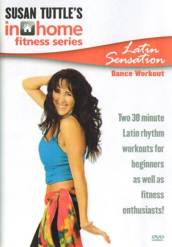 Susan Tuttle's in Home Series: Latin Sensation Dance Workout