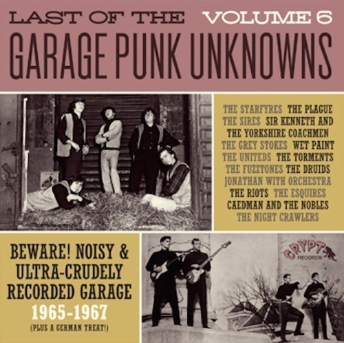 Last Of The Garage Punk Unknowns 6 /  Various
