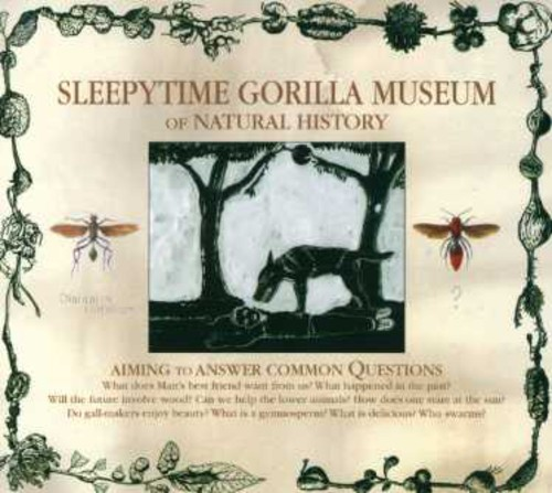 Sleepy Time Gorilla Museum - Of Natural History [Digipak]
