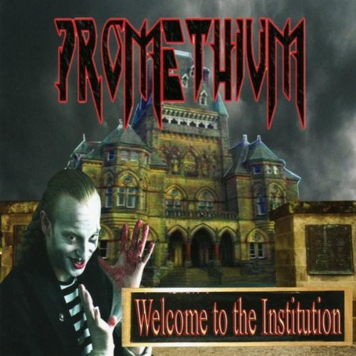 Welcome to the Institution [Import]