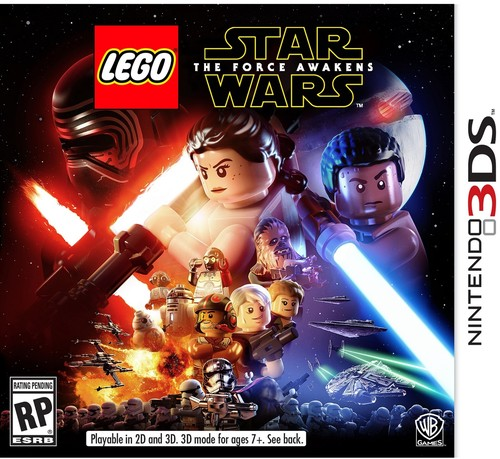 - LEGO Star Wars: The Force Awakens for Nintendo 3DS