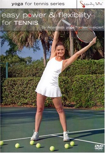Easy Power & Flexibility for Tennis With Anastasia