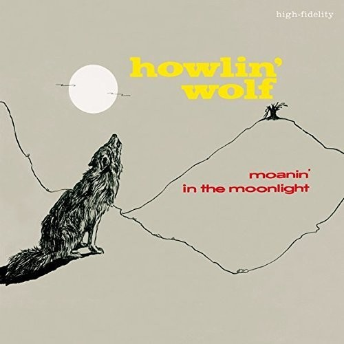 Howlin' Wolf - Moanin In The Moonlight + 4 Bonus Tracks (Spa)