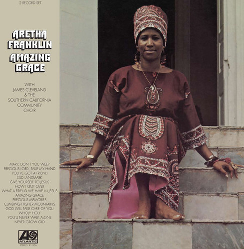 Aretha Franklin - Amazing Grace [Vinyl]
