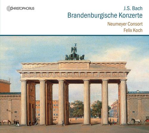 Neumeyer Consort - J.s. Bach: The Brandenburg Concertos