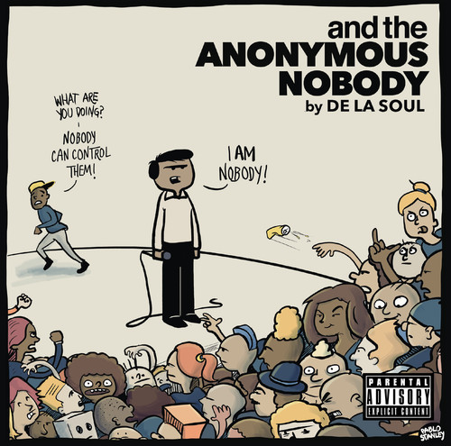 De La Soul-And the Anonymous Nobody