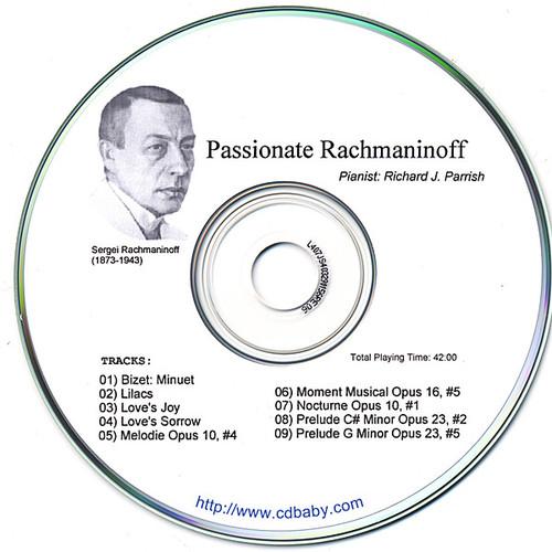 Passionate Rachmaninoff