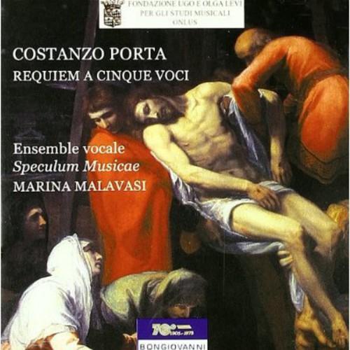 Requiem a Cinque Voci /  Memento Domine David