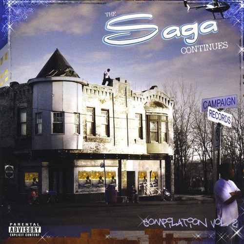 Saga Continues /  Various