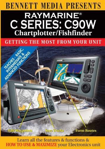 Raymarine C Series: C90W CHARTPLOTTER /  FISHFINDER