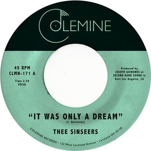 e Sinseers - It Was Only A Dream