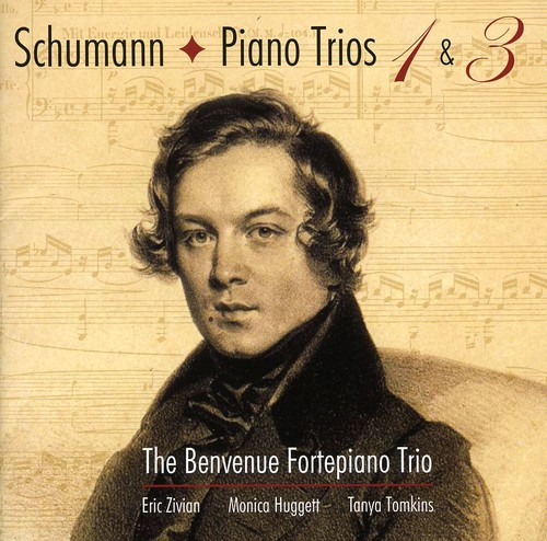 Piano Trios 1 & 3