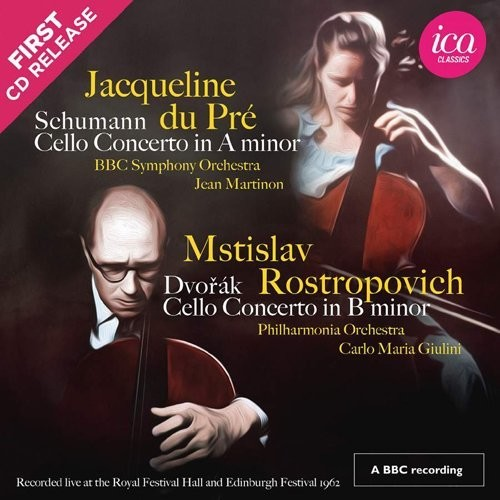 Jacqueline Du Pre - Cello Concerto In A Minor / Cello Concerto