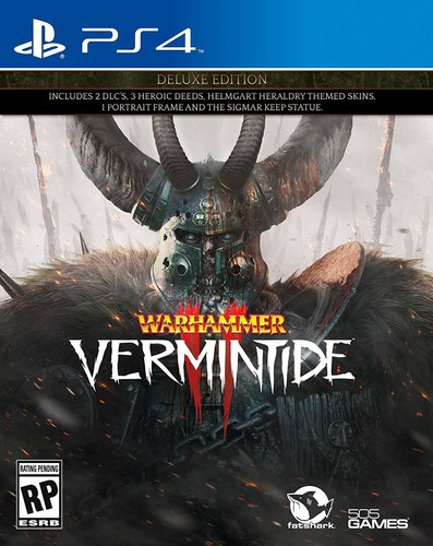 WH: Vermintide 2: Ultimate Edition for Playstation 4