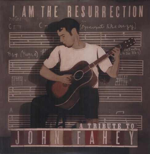 I Am The Resurrectio - I Am the Resurrection: A Tribute to John / Various