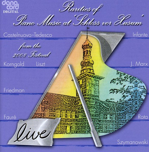Live from Rarities of Piano Music Festival 2008