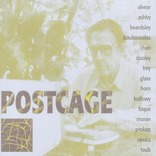 Postcage/ Christina Fong Paul Hersey Glenn Freeman