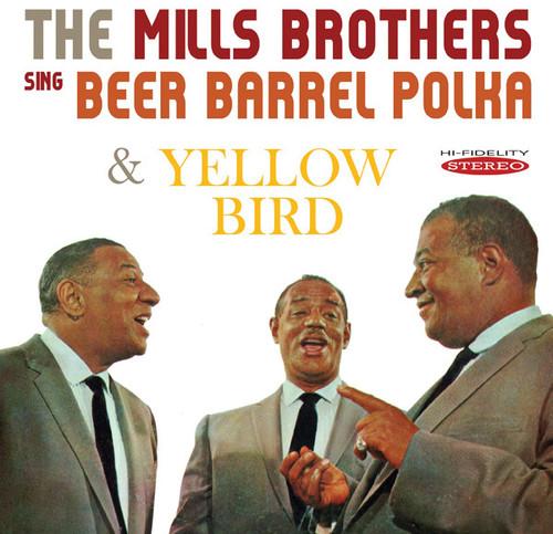 Mills Brothers - Sing Beer Barrel Polka & Yellow Bird