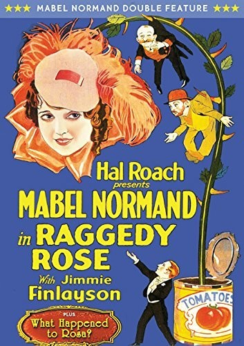 Mabel Normand Double Feature: Raggedy Rose /  What Happened to Rosa