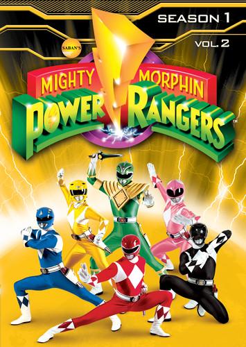 Mighty Morphin Power Rangers: Season 1: Volume 2