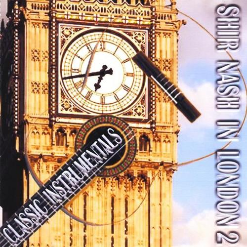 Nash, Shir : Shir Nash in London 2