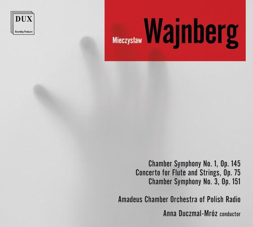 Wajnberg / Dlugosz - Chamber Symphony 1 / Concerto For Flute