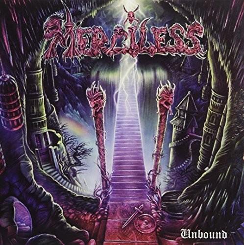 Merciless - Unbound [Colored Vinyl] (Grn) (Uk)