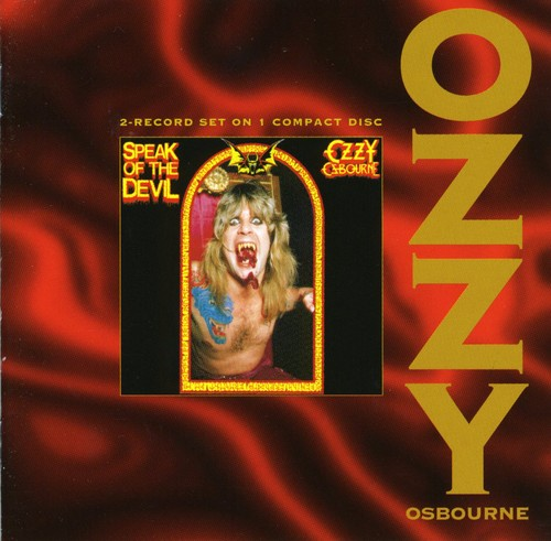 Ozzy Osbourne - Speak Of The Devil [Import]