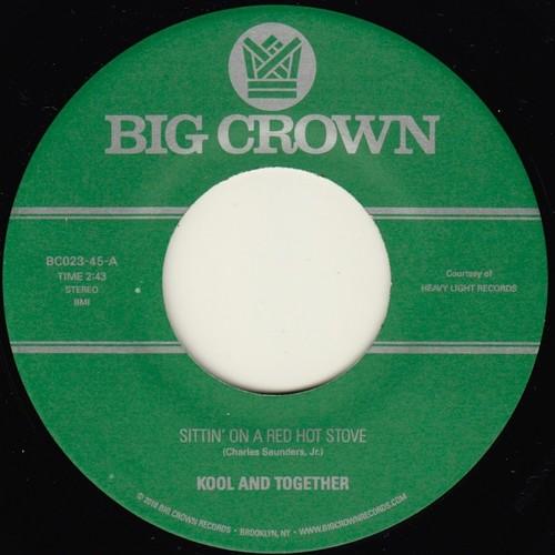 Sittin On A Red Hot Stove /  Nassau Beat