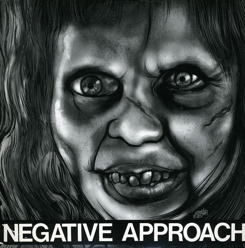 "Negative Approach - 10-song 7"" EP"