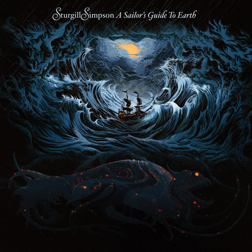 Sturgill Simpson - A Sailor's Guide To Earth [Vinyl]