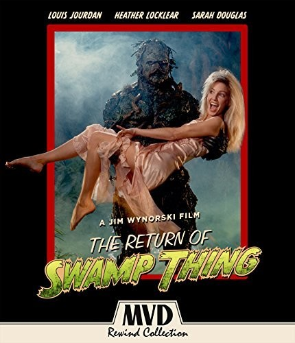 Return of Swamp Thing - The Return of Swamp Thing