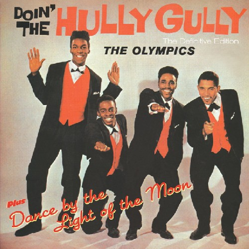 Doin the Hully Gully /  Dance By the Light of [Import]