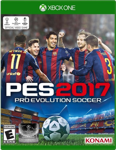 Xb1 Pro Evolution Soccer 2017 - Pro Evolution Soccer 2017 for Xbox One