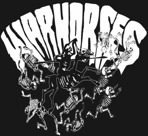 Warhorses - Song Of The Month Ep (Cdr)