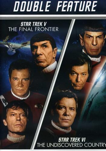 Star Trek - Star Trek V: The Final Frontier / Star Trek VI: The Undiscovered Country
