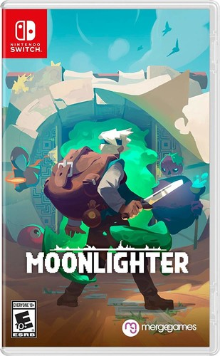 - Moonlighter for Nintendo Switch