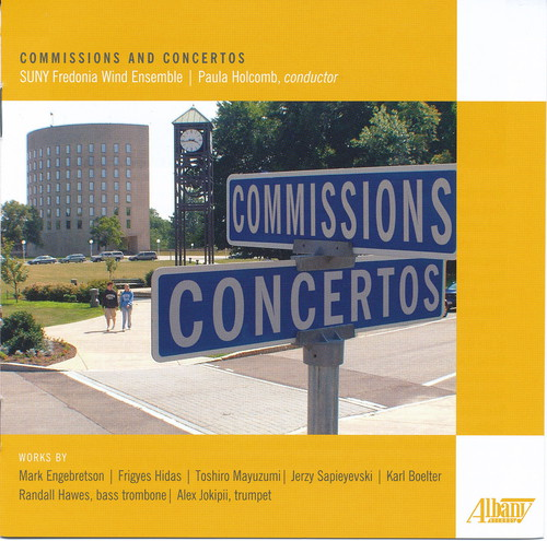 Commissions & Concertos
