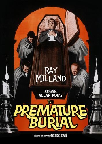 - The Premature Burial